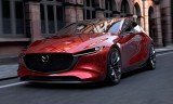 Mazda Kai Concept - tương lai của Mazda3 lộ diện