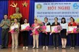 Hội LHPN TX.Thuận An: Chung tay phòng chống tội phạm