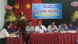 Công ty TNHH Sản xuất - Thương mại - Dịch vụ môi trường Việt Xanh: Tổ chức hội nghị đại biểu người lao động năm 2017