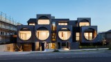 Lạ lẫm với tòa nhà nhiều khối tròn khổng lồ ở Úc