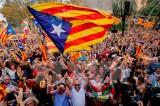 Cảnh báo nguy cơ xung đột ở Tây Ban Nha sau Catalonia tuyên bố độc lập