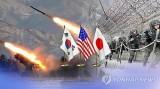 Hàn Quốc-Mỹ-Nhật Bản tái cam kết hợp tác đối phó với Triều Tiên