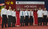 Agribank Việt Nam công bố quyết định bổ nhiệm cán bộ tại Agribank Bình Dương