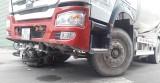 Xe bồn tông xe máy, hai người bị thương nặng