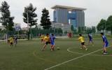 Bế mạc giải bóng đá cán bộ, công chức, viên chức, đoàn viên thanh niên khối các cơ quan tỉnh năm 2017