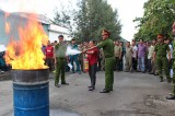Tăng cường các giải pháp phòng ngừa cháy lớn, cháy lan