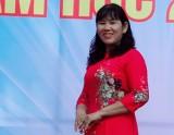Cô Nguyễn Thị Lệ:  Tận tâm với nghề