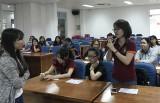 Phỏng vấn giả định cho sinh viên trường Đại học Thủ Dầu Một