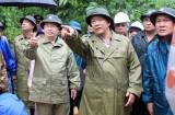 Phó Thủ tướng Trịnh Đình Dũng chỉ đạo Quảng Nam sơ tán dân triệt để