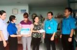 """Đoàn - hội khối Doanh nghiệp tỉnh: Trao """"Căn phòng mơ ước"""" cho thanh niên công nhân"""