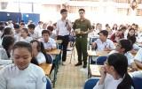 Tuổi trẻ Công an tỉnh: Nhiều hoạt động hưởng ứng Ngày Pháp luật Việt Nam