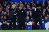 Ngày buồn của Mourinho