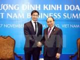 Thủ tướng tiếp Giám đốc Điều hành Diễn đàn Kinh tế thế giới