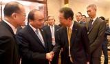 越南政府总理阮春福会见亚太地区投资者