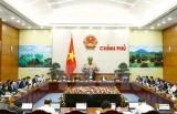 Nghị quyết phiên họp Chính phủ thường kỳ tháng 10 năm 2017