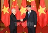 Phát huy xu thế tích cực của quan hệ Việt Nam-Trung Quốc