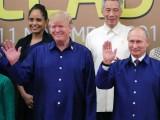 Tổng thống Nga-Mỹ có cuộc trao đổi chớp nhoáng tại thượng đỉnh APEC