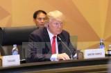 Tổng thống Hoa Kỳ Donald Trump bắt đầu thăm cấp Nhà nước Việt Nam