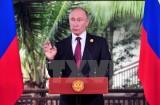 Tổng thống Putin: Nga-Trung có chung lập trường về vấn đề Triều Tiên