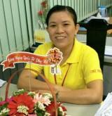 """Chị Đặng Thị Tuyết Hồng: """"Có xem công ty là nhà, thì mới cống hiến hết mình..."""""""