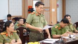 Công an tỉnh: Thông tin về vi phạm của Đội Cảnh sát giao thông đường thủy