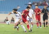 Việt Nam hòa Afghanistan, giành vé dự Asian Cup 2019