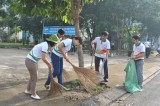 """Viettel Bình Dương:  """"Ngày thứ 7 xanh - Vì khách hàng, cộng đồng"""""""