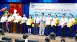 Sở Công thương tỉnh: Khen thưởng các cá nhân, tập thể thực hiện tốt các quy định pháp luật trong lĩnh vực điện lực 2017