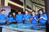 200多名青年团员参加省内旅游景点推介活动