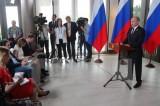 Hơn 60 cuộc gọi dọa đặt bom đoàn xe của Tổng thống Nga Putin