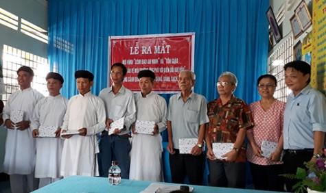 Ủy ban MTTQ Việt Nam tỉnh: Hiệu quả mô hình phòng chống tội phạm