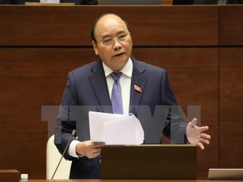 Thủ tướng trực tiếp trả lời chất vấn tại Kỳ họp thứ 4, Quốc hội Khóa X