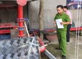 Tăng cường công tác an toàn phòng cháy, chữa cháy