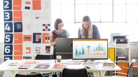 Dòng màn hình HP N-series cho doanh nghiệp vừa và nhỏ
