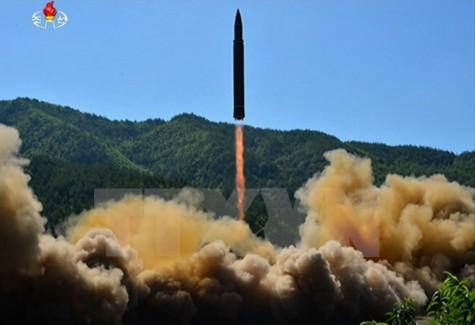 Hàn Quốc: Triều Tiên có thể làm chủ công nghệ tên lửa vươn tới Mỹ