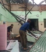 Sớm khắc phục thiệt hại do ảnh hưởng của bão