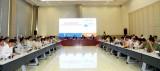 Họp báo về hội nghị Thành phố thông minh Bình Dương 2017