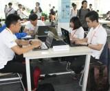 2017年黑客马拉松比赛正式开幕