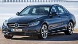 Mercedes C-class bản nâng cấp thiết kế đèn pha mới