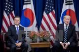 Hàn-Mỹ không xem xét các biện pháp quân sự chống Triều Tiên