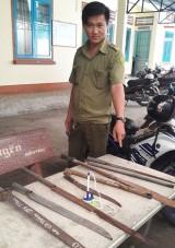 Tổ công nhân, nhân dân tự quản về an ninh trật tự trong vườn cây cao su: Góp phần giữ gìn an ninh trật tự tại địa phương