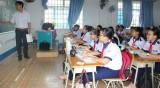 Ngành Giáo dục - Đào tạo Tx.Bến Cát: Học tập, làm theo Bác gắn với phong trào thi đua của ngành