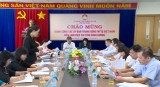 Đoàn công tác Ủy ban Trung ương MTTQ Việt Nam: Kiểm tra công tác phối hợp thống nhất hành động tại Bình Dương