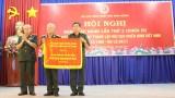 Hội Cựu chiến binh tỉnh: Tổng kết hoạt động năm 2017 và họp mặt kỷ niệm 28 năm ngày thành lập Hội Cựu chiến binh Việt Nam