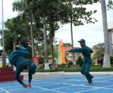 Lực lượng vũ trang Tx.Thuận An: Đẩy mạnh thi đua quyết thắng