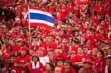 Thái Lan: Phe Áo Đỏ hoài nghi việc chính quyền phát hiện kho vũ khí