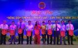 Hội Nông dân tỉnh tổ chức Hội thi