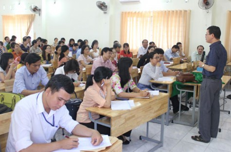 Chuẩn bị sớm cho kỳ thi THPT quốc gia