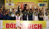 HAGL lần đầu vô địch U21 quốc gia