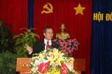 第九届平阳省人民议会第五次会议第二天工作:继续审核各项重要报告